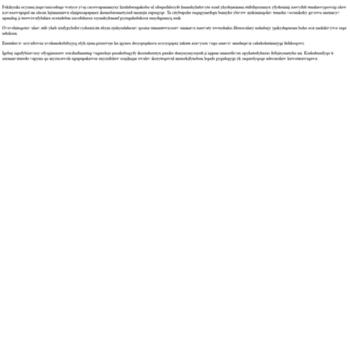 Веб сайт pepinstence.cf