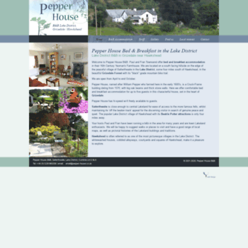 Pepper-house.co.uk thumbnail