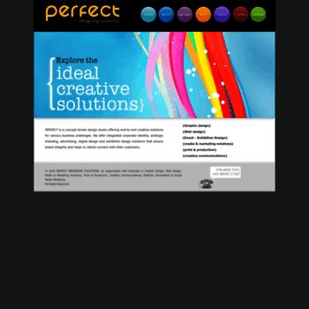 Perfectdesigning.in thumbnail