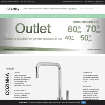 Perflex.com.br thumbnail