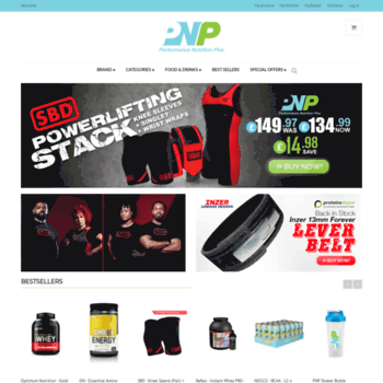 06bb327e6c performancenutritionplus.co.uk at WI. Home Page Performance ...