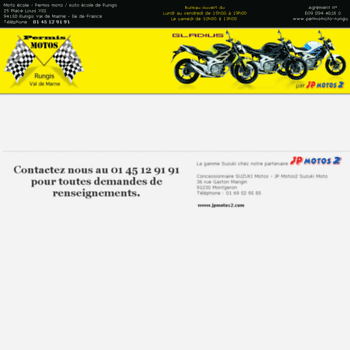 Permismoto-rungis.fr thumbnail