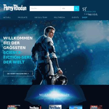 Perry-rhodan.net thumbnail