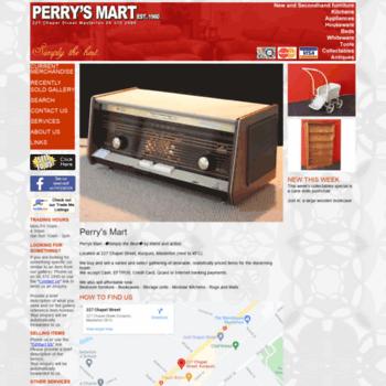 Perrysmart.co.nz thumbnail