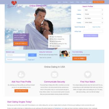 dating i USA på nätet