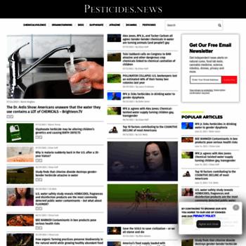 Pesticides.news thumbnail
