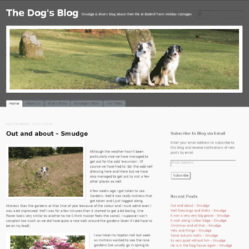 Pet-friendly-holiday.co.uk thumbnail