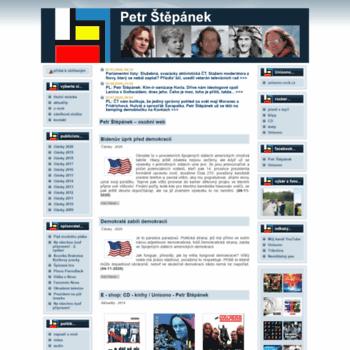 Petrstepanek.cz thumbnail