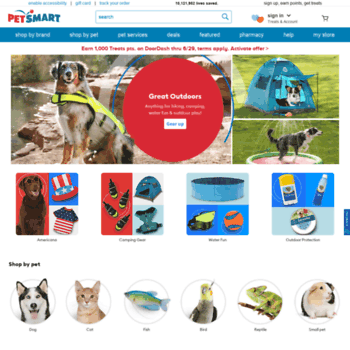 Petsmart.com thumbnail