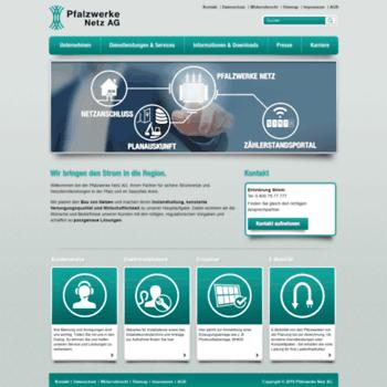 Pfalzwerke-netz.de thumbnail