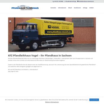 Pfandhaus-chemnitz.de thumbnail