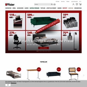 Pfisterch At Wi Möbel Accessoires Online Kaufen Bei Pfister