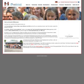 Pg-hilfe-fuer-tschernobylkinder.org thumbnail