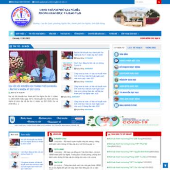 Pgdgianghia.edu.vn thumbnail