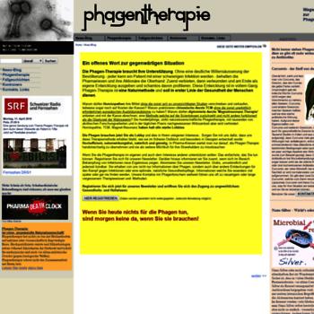 Phagen-therapie.info thumbnail