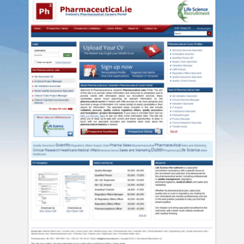 Pharmaceutical.ie thumbnail
