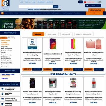 Pharmacydirect.co.nz thumbnail