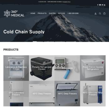 Pharmacyfridges.ca thumbnail