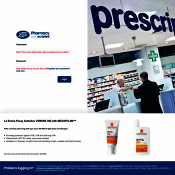 Pharmacyunscripted.co.uk thumbnail
