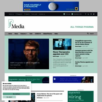 Pharmafield.co.uk thumbnail
