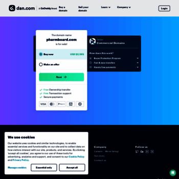 Pharmboard.com thumbnail