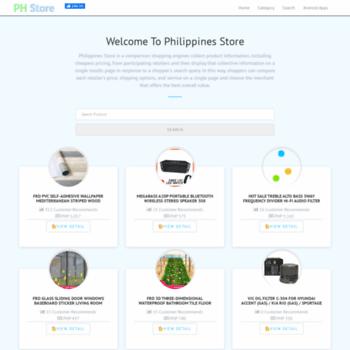 Philippines-store.resmart.info thumbnail