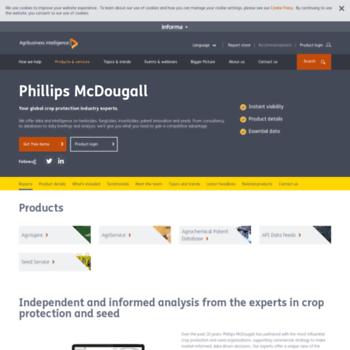Phillipsmcdougall.co.uk thumbnail