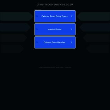 Phoenixdoorservices.co.uk thumbnail