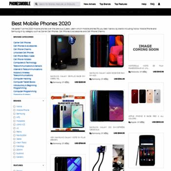Phonesmobile.net thumbnail