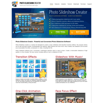 photo-slideshow-creator com at WI  Photo Slideshow Creator