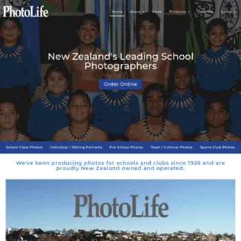 Photolife.co.nz thumbnail