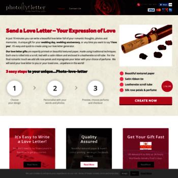 Photoloveletter.co.uk thumbnail