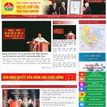 Phoyen.gov.vn thumbnail