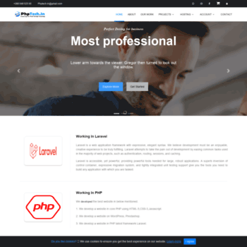 Phptech.in thumbnail