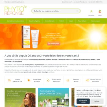 Phytoreponse.fr thumbnail