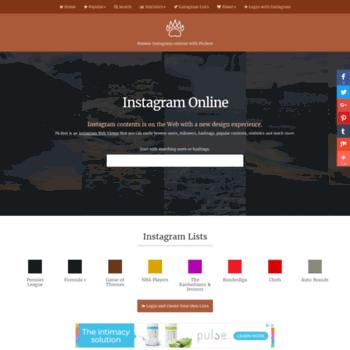 picbear club at WI  Instagram Online Viewer | Picdeer