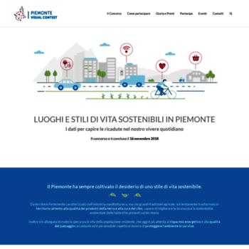 Piemontevisualcontest.eu thumbnail