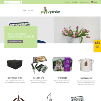 Piggygarden.co.uk thumbnail