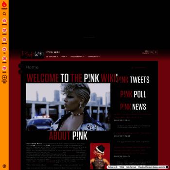 Pink.wikia.com thumbnail