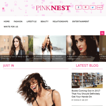 pinknest co in at WI  Latest Fashion Trends for Women, Fashion Ideas
