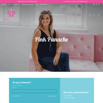Pinkpanache.net thumbnail