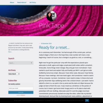 Pinktape.co.uk thumbnail