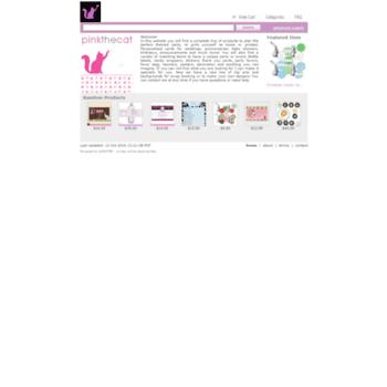 Pinkthecatdesign.ecrater.com thumbnail