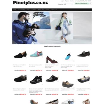 Pinotplus.co.nz thumbnail
