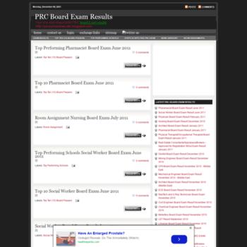 Pinoyboardresults.blogspot.com thumbnail