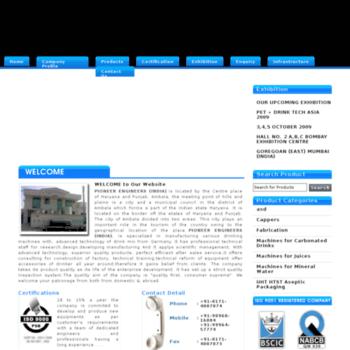 Pioneerengineersindia.co thumbnail