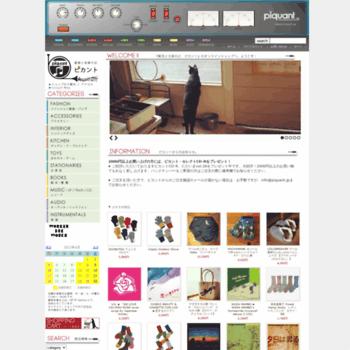 Piquant.jp thumbnail
