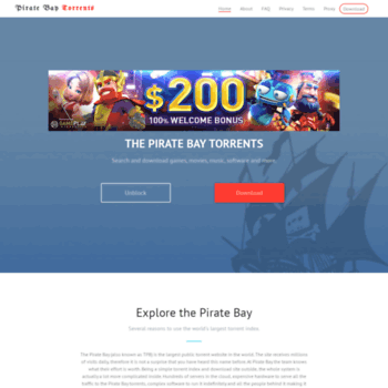 Piratebaytorrents.org thumbnail