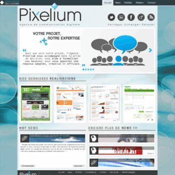 Pixelium.fr thumbnail