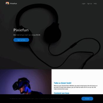 Pixiefun.net thumbnail